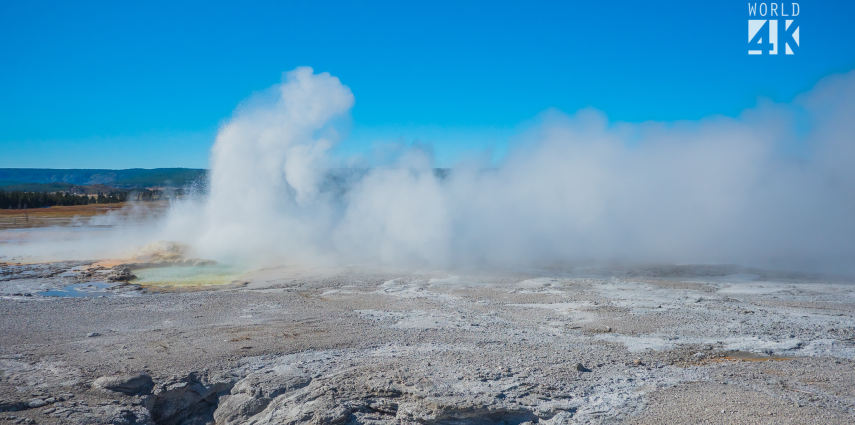 The Amazing Yellowstone National Park