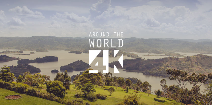 Around the World 4k: the project of our generation